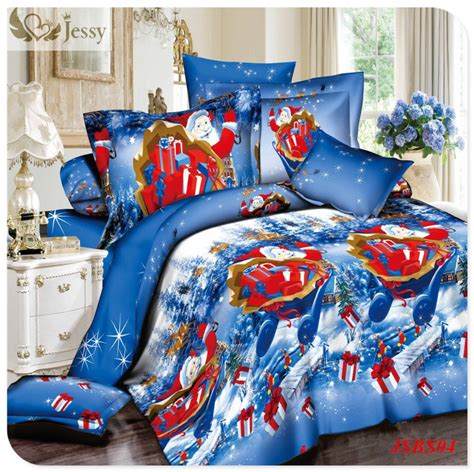 christmas bed sheets popular kids christmas bedding buy cheap kids christmas