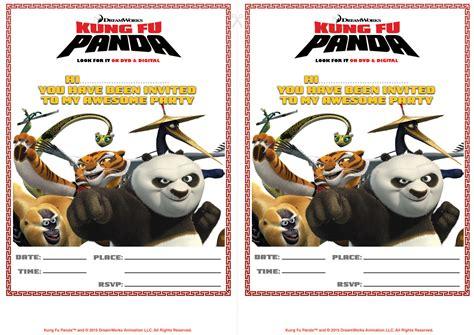 free printable kung fu panda kung fu panda 1 and 2 re released lots of printables