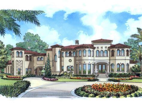 mediterranean house plans houseplans com mediterranean house plans with porte cochere home deco plans