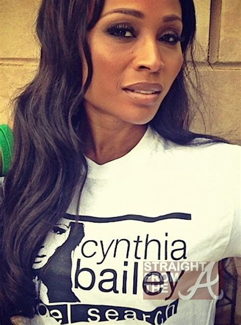 hair styles by cynthia bailey on rhwoa cynthia bailey rhoa short hairstyle 2013