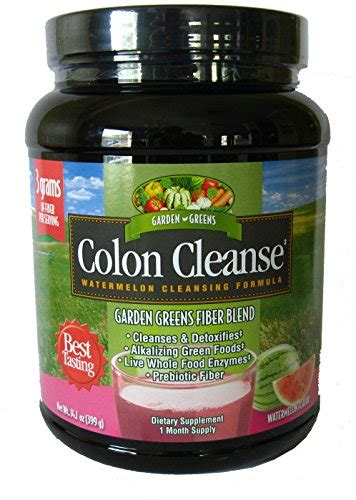 Garden Of Detox Diet by Dr Groups 7 Day Oxygen Colon Cleanse Coconut Cleanse