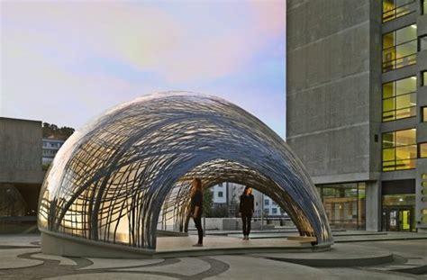 Pavillon Uni Stuttgart by Forschungspavillons Der Uni Stuttgart Mach Es Wie Die