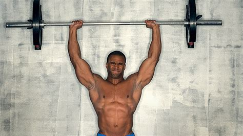 overhead bench press 6 lifts to fix your overhead press t nation