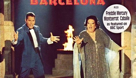 barcelona queen barcelona the song and album by freddie mercury of queen