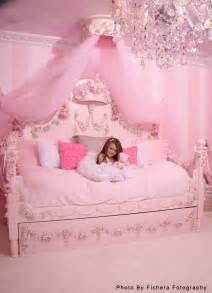 Little girl princess bed