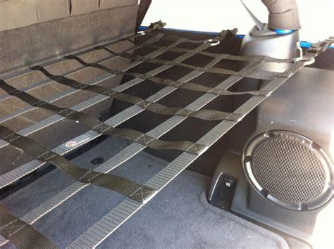 Jeep Cargo Nets Raingler Jeep Jk 4 Dr Wrangler Unlimited Shelf Cargo Net