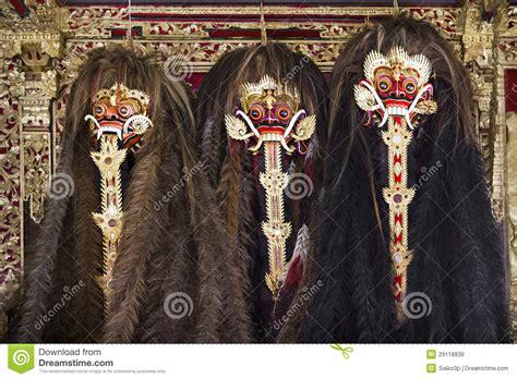 Barong Animated barong costumes royalty free stock photos image 29118838