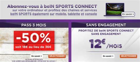 bein sport mobile se d 233 sabonner de bein sports