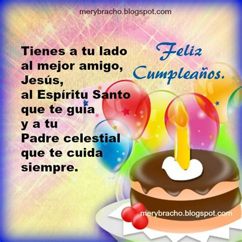 imagenes y frases de cumpleaños cristianas cortas frases cristianas de cumplea 241 os con mensajes