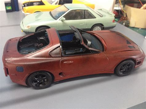 Fast And Furious Supra Kit by Fast And Furious Supra Of A Different Glass