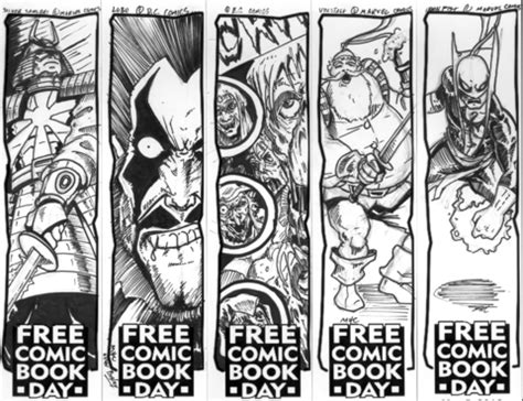 printable deadpool bookmarks silver samurai lobo e c comics volstagg and iron fist