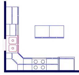Island rta kitchen layout rta cabinet store