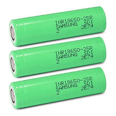 Flat Top Rechargeable Baterai 18650 Inr 37v 2200 Mah Nf52788 3 samsung inr18650 25r 18650 2500mah 3 7v rechargeable