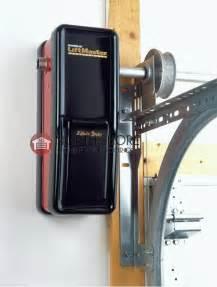 liftmaster 8500 side mount residential garage door opener