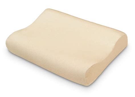 Pillows Reviews Ratings by Novosbed S Contour Memory Foam Pillow Review