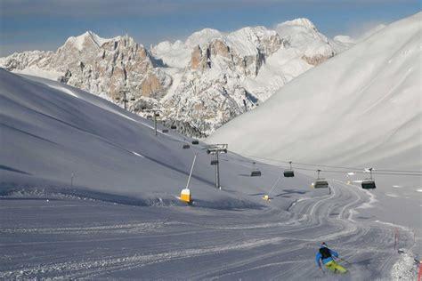 canazei web piste ski buffaure ciac pozza alba di canazei skiing
