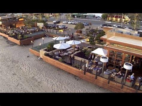 restaurant on the in malibu nobu and restaurant carbon malibu california