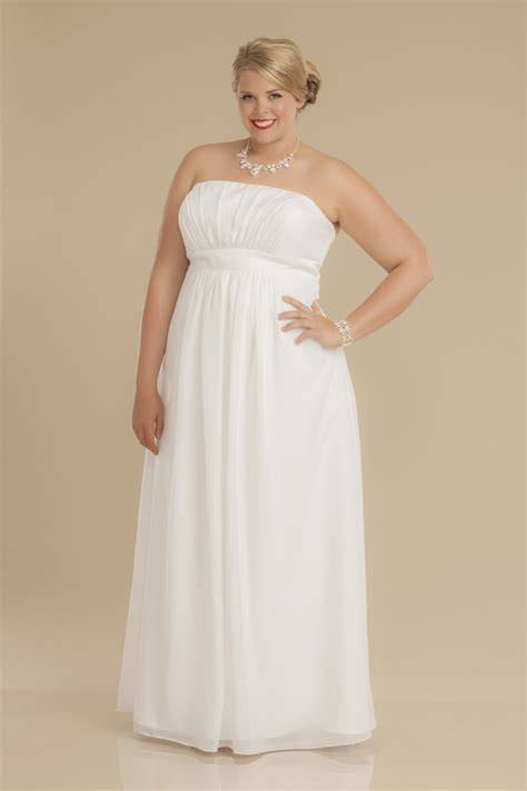 Cheap Plus Size Wedding Dresses by Cheap Wedding Dress Aster Plus Size Wedding Dresses