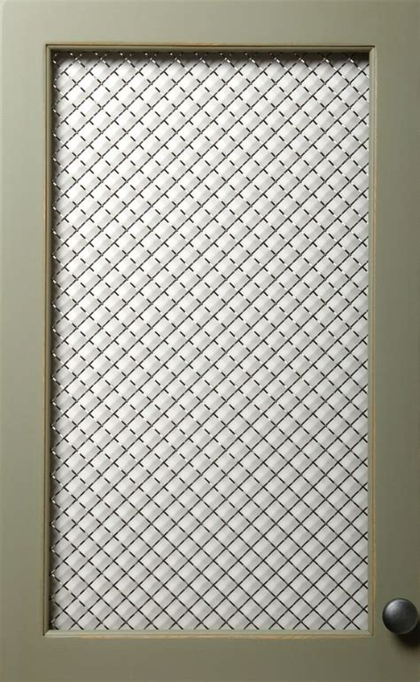 chicken wire cabinet door inserts cabinets with mesh inserts home kitchens