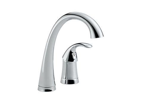 delta faucet 1980t pilar touch 1 handle bar faucet atg delta 4380t dst pilar single handle kitchen faucet with