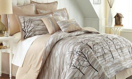 groupon comforter set 8 piece microfiber comforter set groupon