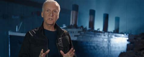 film titanic bande annonce titanic james cameron vous pr 233 sente la bande annonce du