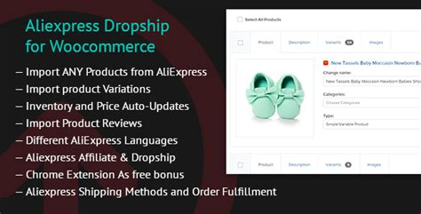 aliexpress wordpress plugin aliexpress dropship for woocommerce v1 3 4