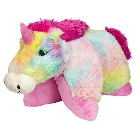 Pillows For Pets by Rainbow Unicorn Pillow Pet Who Wants To Buy Me This One