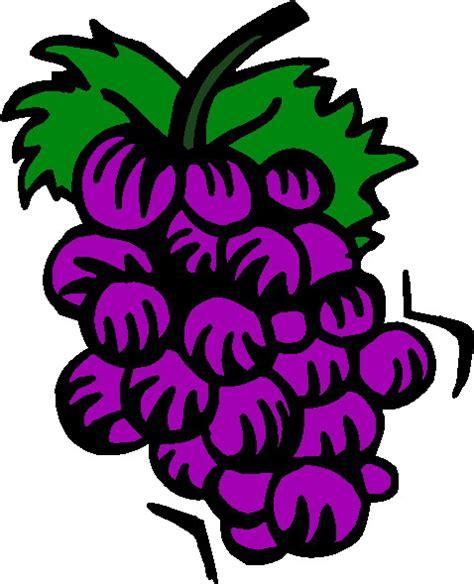clipart uva uvas animadas imagui