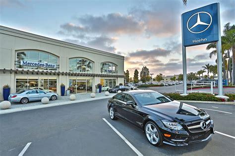 Mercedes Of Carlsbad by Hoehn Mercedes Customer Parking Yelp