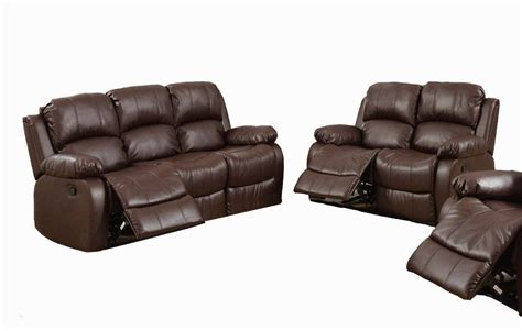 leather reclining furniture sets cheap reclining sofa and loveseat sets april 2015