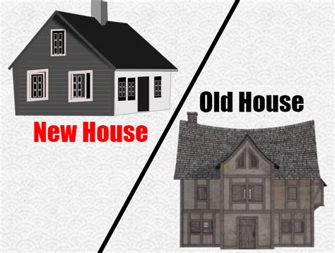 new house vs house which should you choose