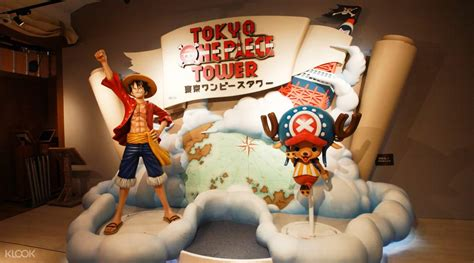 toyko one tokyo one piece tower admission ticket klook