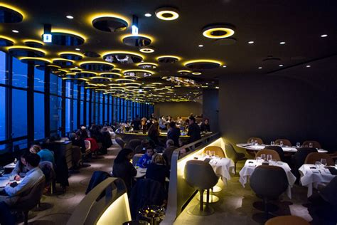 ciel de bar cuisine hip 187 le ciel de a stylish and
