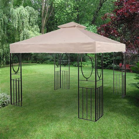sunjoy gazebo sunjoy gazebo assembly gazeboss net ideas