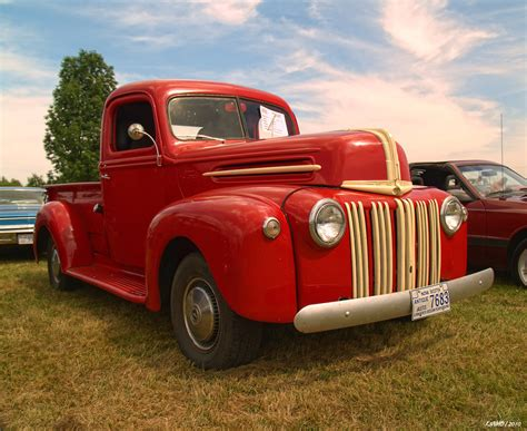 1946 Ford Truck by Pin Ford Antique 1946 Arizona Truck Used On