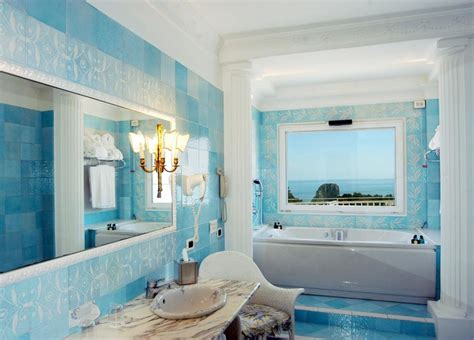 blue ocean bathrooms 25 best images about my dream bathroom on pinterest