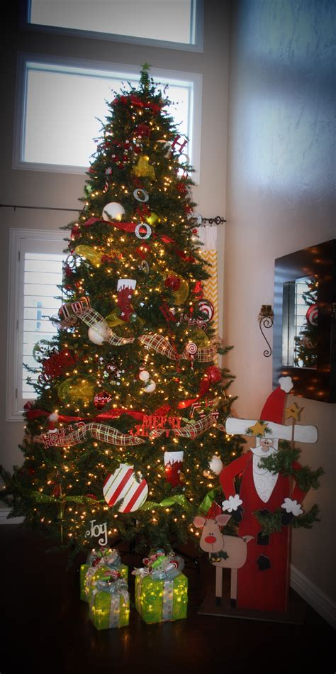 how to decorate a 9ft tree home for the holidays my home decor craft