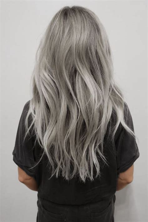 gray hair popular now 25 best ideas about silver grey hair on pinterest gray