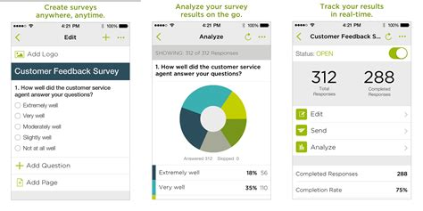doodle poll or survey monkey surveymonkey releases an app for surveys on the move