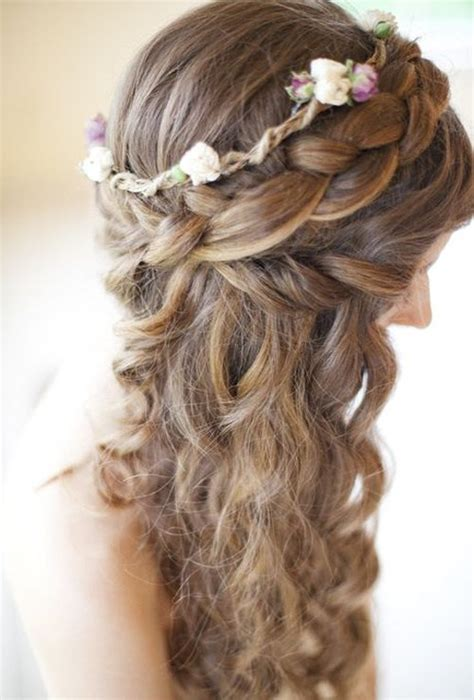 which hair style is suitable for curly hair medium height wedding curly hairstyles 20 best ideas for stylish brides