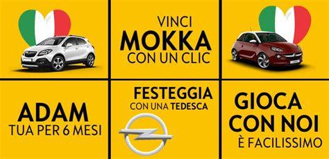 Autoscout Opel Adam by Homepage Concessionaria Opel Autentika Brescia