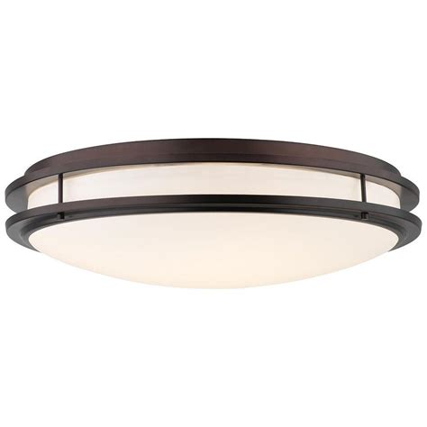 Ceiling Light Base Philips Cambridge 36 Watt 2 Light Merlot Bronze Cflni 4 Pin 2g11 Base Ceiling Fixture F245870u