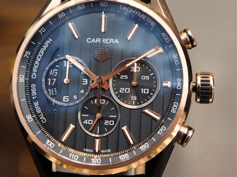 Tagheuer F1 Cal 16 Gold on review calibre 1969 the home of tag