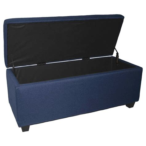 Blue Ottoman Storage Chest Online Kg Electronic Ottoman Chest Storage