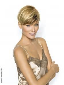 coupes de cheveux tendance pour les cheveux courts mode