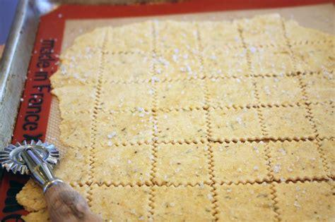 Handmade Crackers - crackers julie s kitchenette