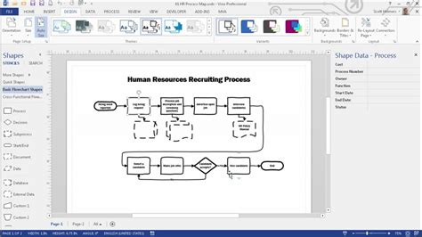 tools similar to visio becoming a visio 2013 power user 02 advanced