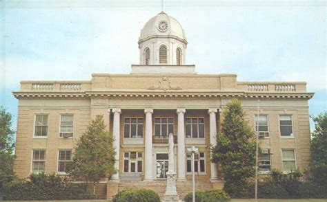 Gadsden County Court Records Florida Memory Gadsden County Courthouse Quincy Florida