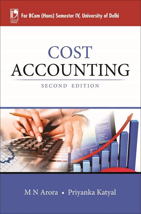 Best Financial Accounting Books For Mba by A Textbook Of Cost And Management Accounting By M N Arora
